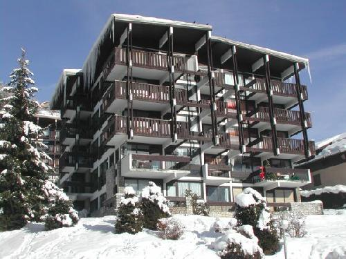 la clusaz  résidence bison  appartement  3 personnes  1 pièce