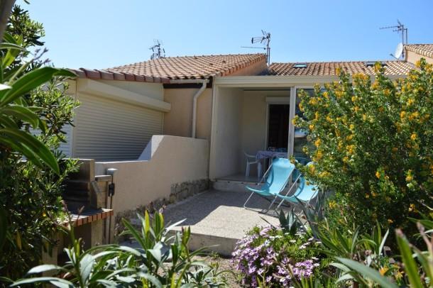 location appart Saint Pierre La Mer EAUX VIVES