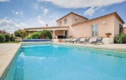 Location vacances Villelongue de la Salanque - Maison - 8 personnes - 5 pièces - 4 chambres - Photo N°1