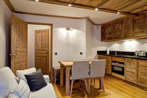 location appartement Courchevel 1850 Residence roc