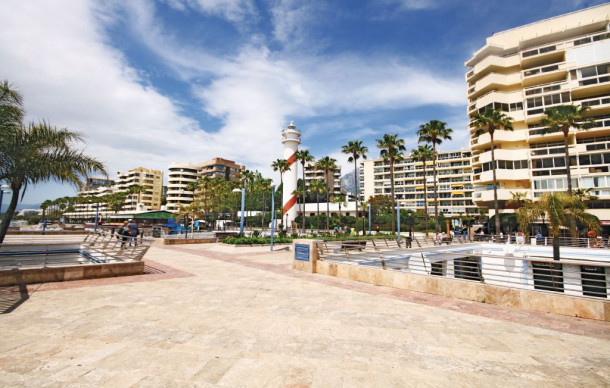 location appart Marbella Location