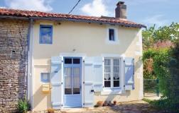 Vakantiehuis Paizay Naudouin Embourie - Huis - 2 personen - 3 kamers - 1 kamer - Foto N°1
