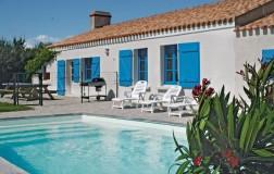Location vacances Bois de Cené - Maison - 10 personnes - 6 pièces - 5 chambres - Photo N°1