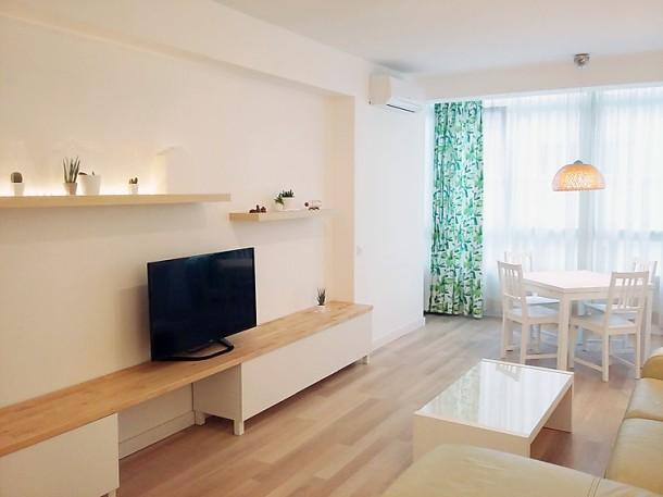 location appartement Madrid Chamartín-Ciudad Ramos