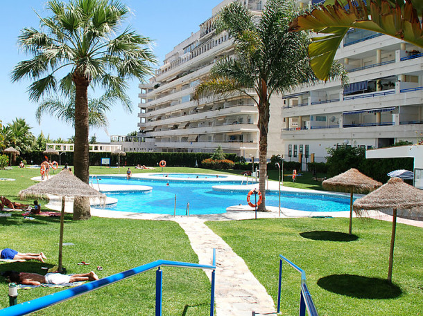 location appartement Marbella Urb Las
