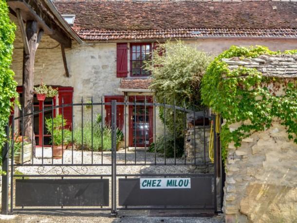 louer appartement Tanlay Chez Milou