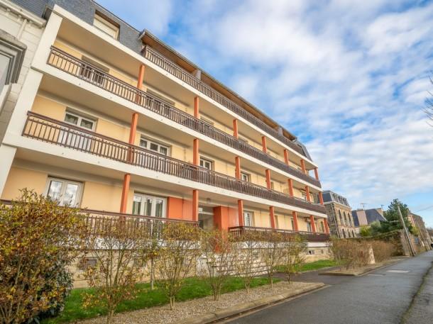 louer appartement Saint Malo Cardella
