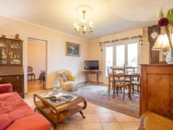 Location vacances Saint Malo - Appartement - 4 personnes - 2 pièces - 1 chambre - Photo N°1