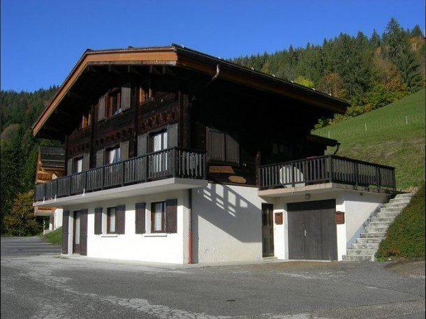 location appartement Le Grand Bornand Village LES JONQUILLES