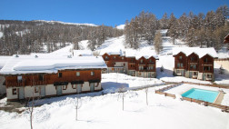 Holiday Rental Puy Saint Vincent 1800 - Chalet - 7 people - 3 rooms - 2 bedrooms - Photo N°1