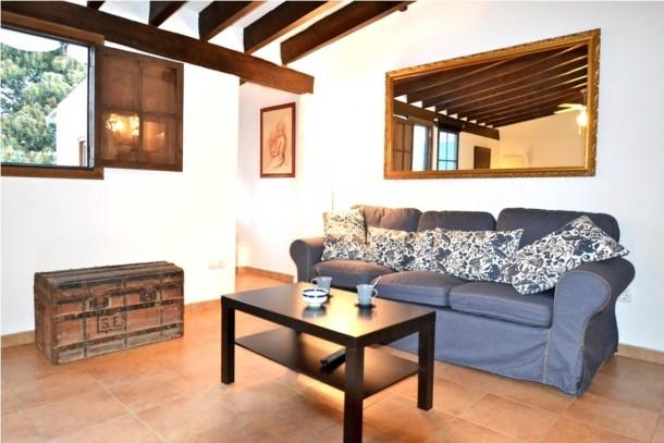 location appart Palma de Mallorca Attic in