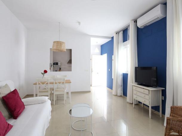 location appartement Sevilleja de la Jara Mini Ensenada