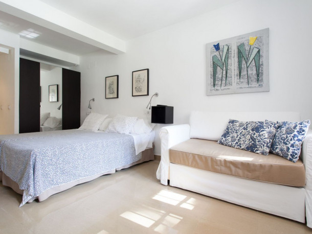 location appartement Sevilleja de la Jara Petit Constitución
