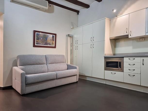 location appartement Barcelone Barceloneta El Born PICASSO 1