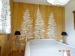 Alquiler vacaciones Megève - Apartamento - 4 personas - 4 cuartos - 2 dormitorios - Foto N°1
