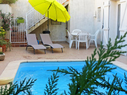 Holiday Rental Châteaurenard - Apartment - 3 people - 2 rooms - 1 bedroom - Photo N°1