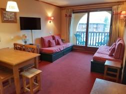 Location vacances Serre Chevalier Villeneuve - Appartement - 4 personnes - 2 pièces - 1 chambre - Photo N°1