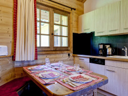 Ferienunterkunft La Tania - Wohnung - 6 Personen - 3 Zimmer - 2 Schlafzimmer - Foto Nr.1