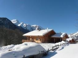 Location vacances Châtel - Chalet - 15 personnes - 7 pièces - 5 chambres - Photo N°1