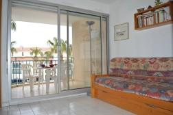 Location vacances Argeles sur Mer - Résidence REALE - Appartement - 4 personnes - 3 pièces - 1 chambre - Photo N°1