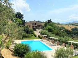 Ferienunterkunft Volterra - Bauernhof - 2 Personen - 1 Zimmer - Foto Nr.1