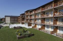 Location vacances Pyrénées 2000 - Appartement - 2 personnes - 1 pièce - 1 chambre - Photo N°1