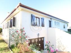 Location vacances Saint Vincent sur Jard - Maison - 8 personnes - 4 pièces - 3 chambres - Photo N°1