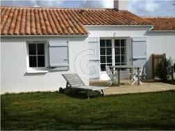 Location vacances La Tranche sur Mer - Maison - 4 personnes - 3 pièces - 2 chambres - Photo N°1