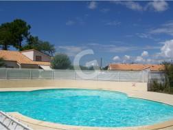 Location vacances La Tranche sur Mer - Appartement - 4 personnes - 3 pièces - 2 chambres - Photo N°1