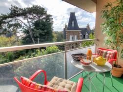 Alquiler vacaciones Dinard - Apartamento - 2 personas - 1 cuarto - Foto N°1