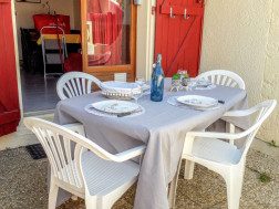 Location vacances Le Barcarès - Appartement - 4 personnes - 2 pièces - 1 chambre - Photo N°1