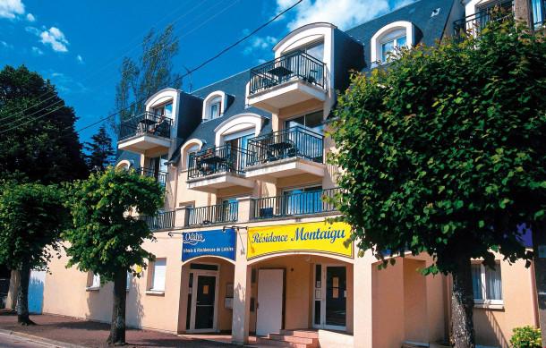 residence montaigu cabourg appartement 6 personnes With ordinary residence vacances france avec piscine 0 honfleur une station de charme en normandie