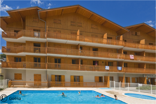 Ferienwohnung Résidence Le Relais des Pistes - cabine (2254372), Albiez Montrond, Savoyen, Rhône-Alpen, Frankreich, Bild 4