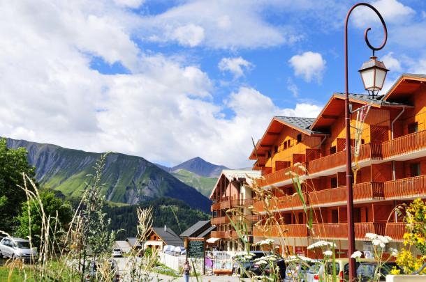 Ferienwohnung Résidence Le Relais des Pistes - cabine (2254372), Albiez Montrond, Savoyen, Rhône-Alpen, Frankreich, Bild 7