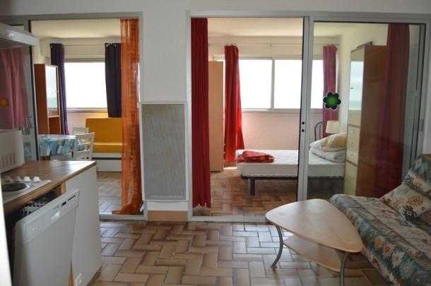 R sidence les cyclades port leucate appartement 6 personnes ref 115803 - Location appartement vacances port leucate ...