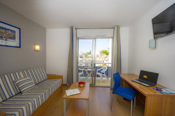 Appartement de vacances Résidence Sun City (2251501), Montpellier, Côte méditerranéenne Hérault, Languedoc-Roussillon, France, image 13