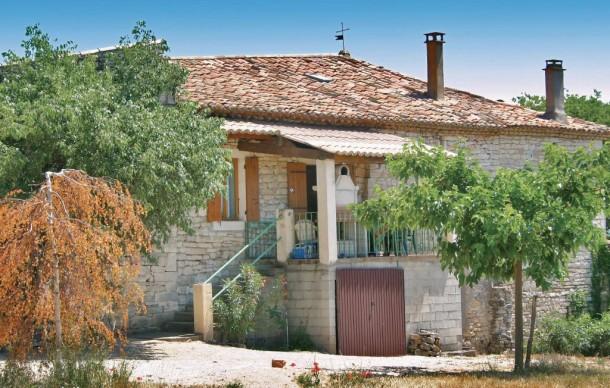Barjac maison 6 personnes ref 141437 for Maison barjac