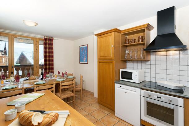 Ferienhaus Les Chalets des Alpages - DEA (2251520), Plan Peisey, Savoyen, Rhône-Alpen, Frankreich, Bild 6