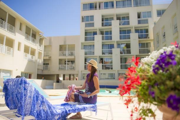 Holiday apartment Résidence les Jardins de l'Oyat - Mimizan-Plage - cabine (2255494), Mimizan, Atlantic coast Landes, Aquitania, France, picture 9