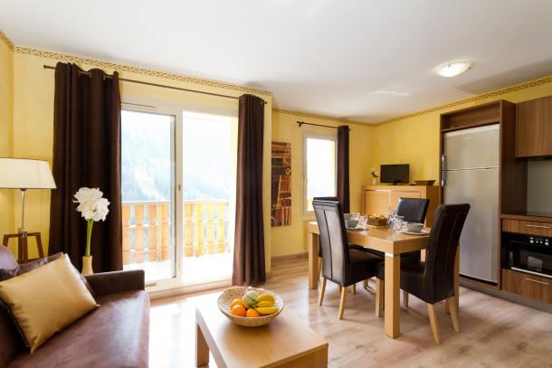 Holiday apartment Les Terrasses d'Isola - 3 pièces 6 personnes famille (2255677), Isola (FR), Alpes Maritimes, Provence - Alps - Côte d'Azur, France, picture 7