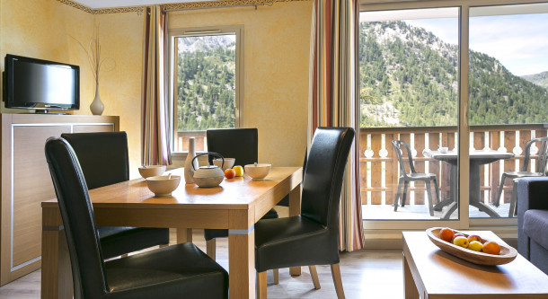 Holiday apartment Les Terrasses d'Isola - 3 pièces 6 personnes famille (2255677), Isola (FR), Alpes Maritimes, Provence - Alps - Côte d'Azur, France, picture 9