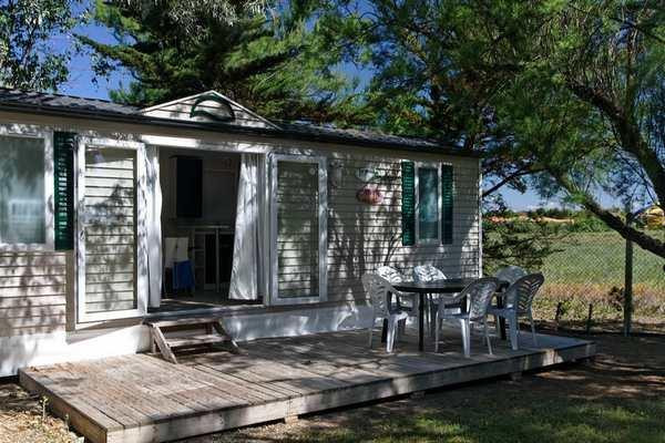 Camping le pr catalan 4 le barcar s mobil home 5 personnes ref 166298 - Camping oasis port barcares ...