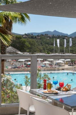 Holiday house Camping Holiday Green - Mh PATCHWORK 2ch 4/6pers + Terrasse Semi-couverte. (2320055), Fréjus, Côte d'Azur, Provence - Alps - Côte d'Azur, France, picture 24
