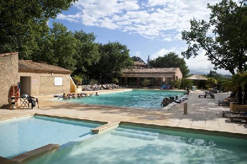 Holiday house Camping Domaine des Chênes Blancs - Mh Confort Plus 2Ch 5pers + Terrasse Couverte (2256765), Saint Saturnin lès Apt, Vaucluse, Provence - Alps - Côte d'Azur, France, picture 3