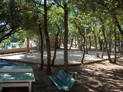 Holiday house Camping Domaine des Chênes Blancs - Mh Confort Plus 2Ch 5pers + Terrasse Couverte (2256765), Saint Saturnin lès Apt, Vaucluse, Provence - Alps - Côte d'Azur, France, picture 8