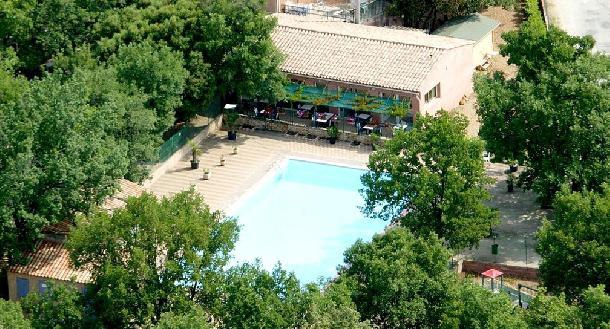 Holiday house Camping Domaine des Chênes Blancs - Mh Confort Plus 2Ch 5pers + Terrasse Couverte (2256765), Saint Saturnin lès Apt, Vaucluse, Provence - Alps - Côte d'Azur, France, picture 19