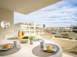 Location vacances Canet Plage - Appartement - 4 personnes - 3 pièces - 2 chambres - Photo N°1