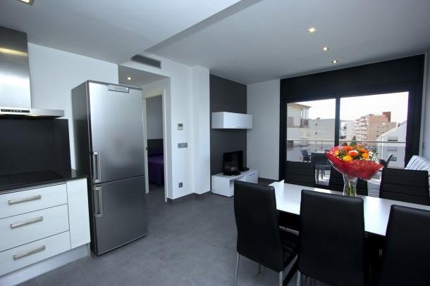 Résidence Nuria - Rosas - Apartment 6 people - Ref. 217093