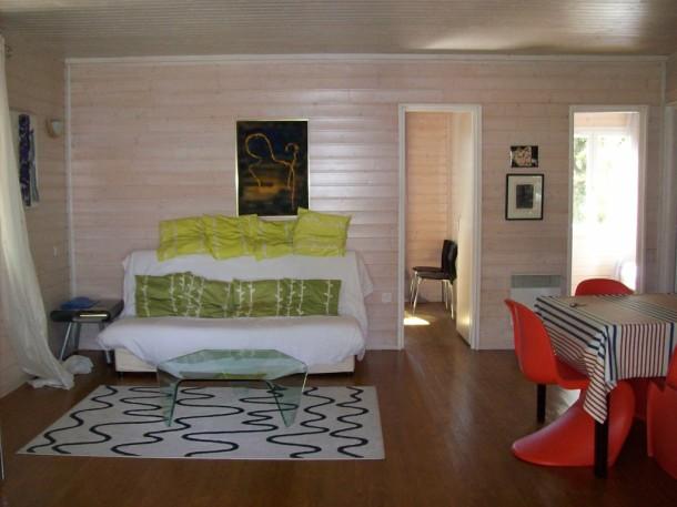 Holiday house Maison californienne 2 chambres  6 personnes près de la plage (2301299), Gassin, Côte d'Azur, Provence - Alps - Côte d'Azur, France, picture 1