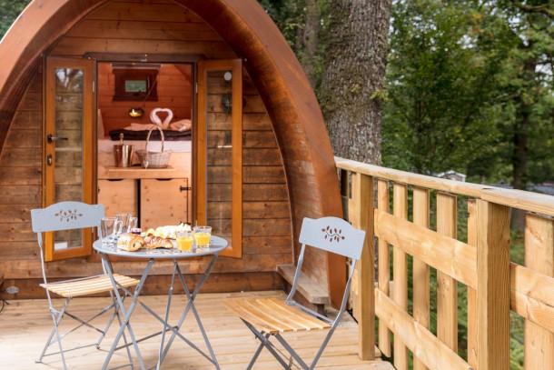 Ferienhaus Camping Le Lac des Vielles Forges - Mh Cottage 2ch 4pers (2257762), Les Mazures, Ardennes, Champagne-Ardennes, Frankreich, Bild 12